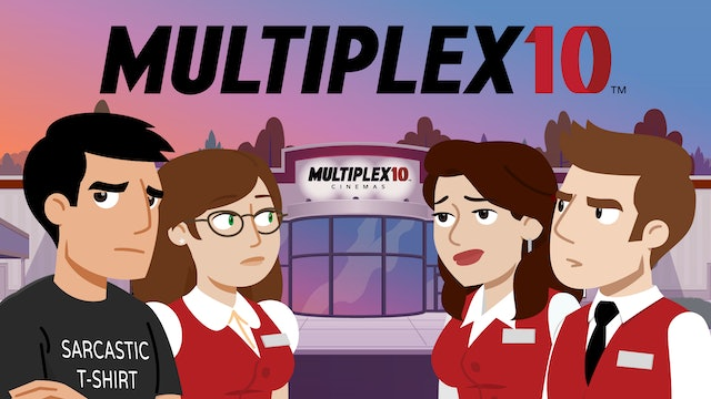MULTIPLEX 10 The Animated Short