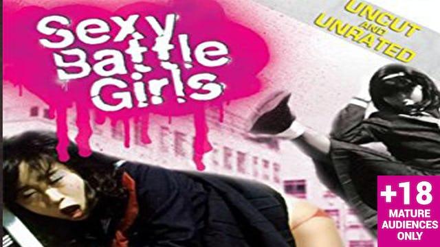 Sexy Battle Girls