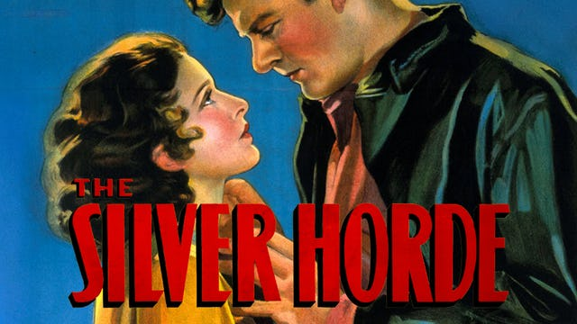 The Silver Horde
