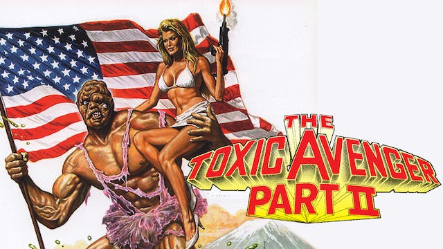 Toxic Avenger Part 2