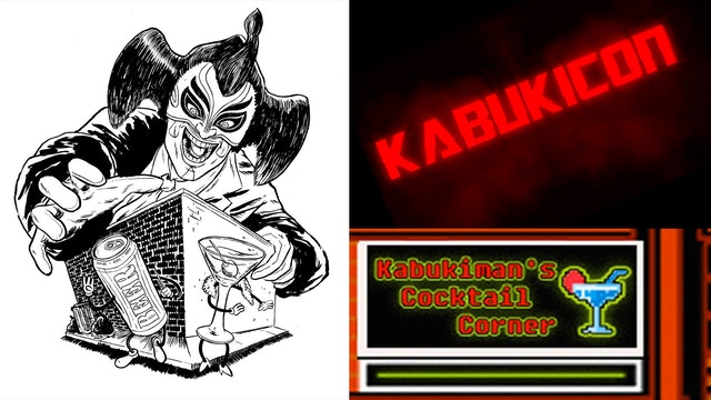 Kabukimans Cocktail Special #5 - KABU...