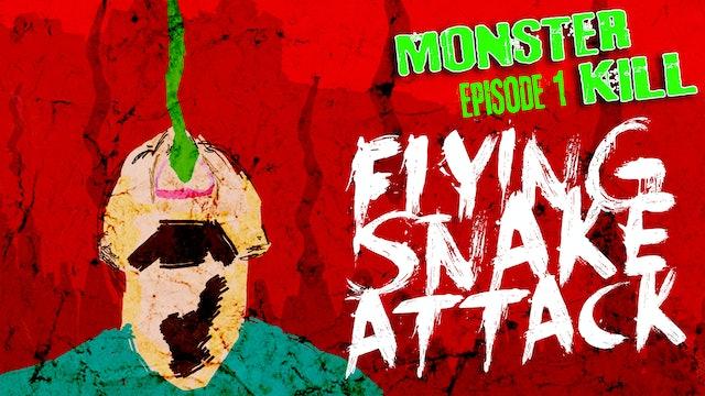 Episode 1: Flying Snake Attack