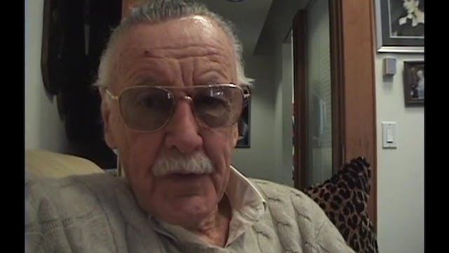 Stan Lee: Working With Directors