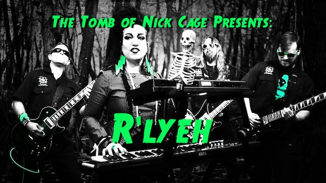 The Tomb of Nick Cage: R'lyeh
