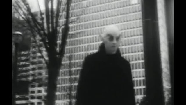 Nosferatu the friendly vampire