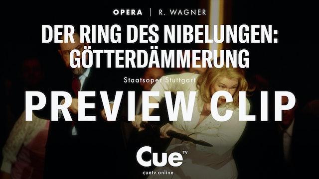 Der Ring des Nibelungen Götterdämmerung - Trailer
