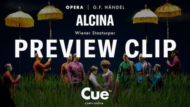 George Frideric Handel: Alcina - Trailer