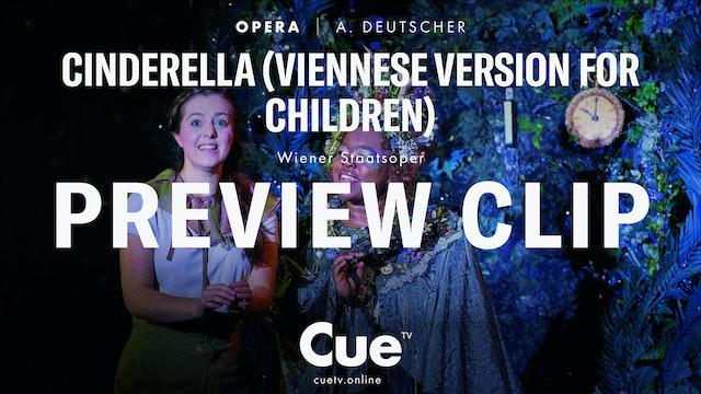 Cinderella (Viennese version for children) - Trailer