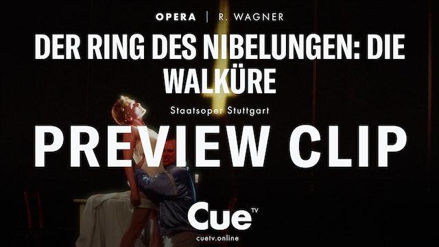 Der Ring des Nibelungen Die Walküre  - Preview clip