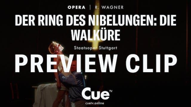 Der Ring des Nibelungen Die Walküre  ...
