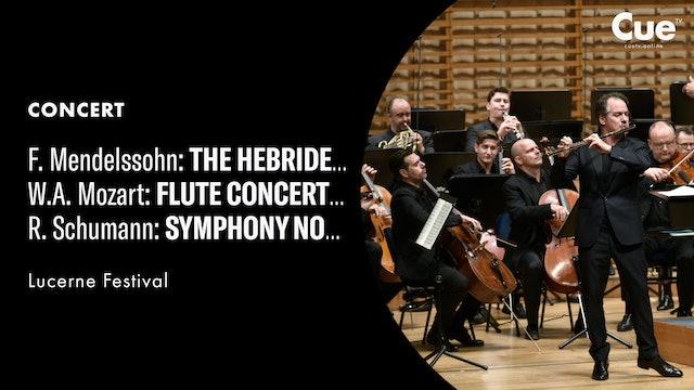 F. Mendelssohn: The Hebrides (Fingal's Cave) Concert Overture, op. 26