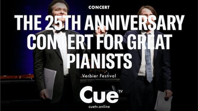 Verbier Festival 25th Anniversary - Piano