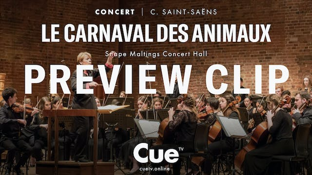 Carnival of the Animals - Trailer