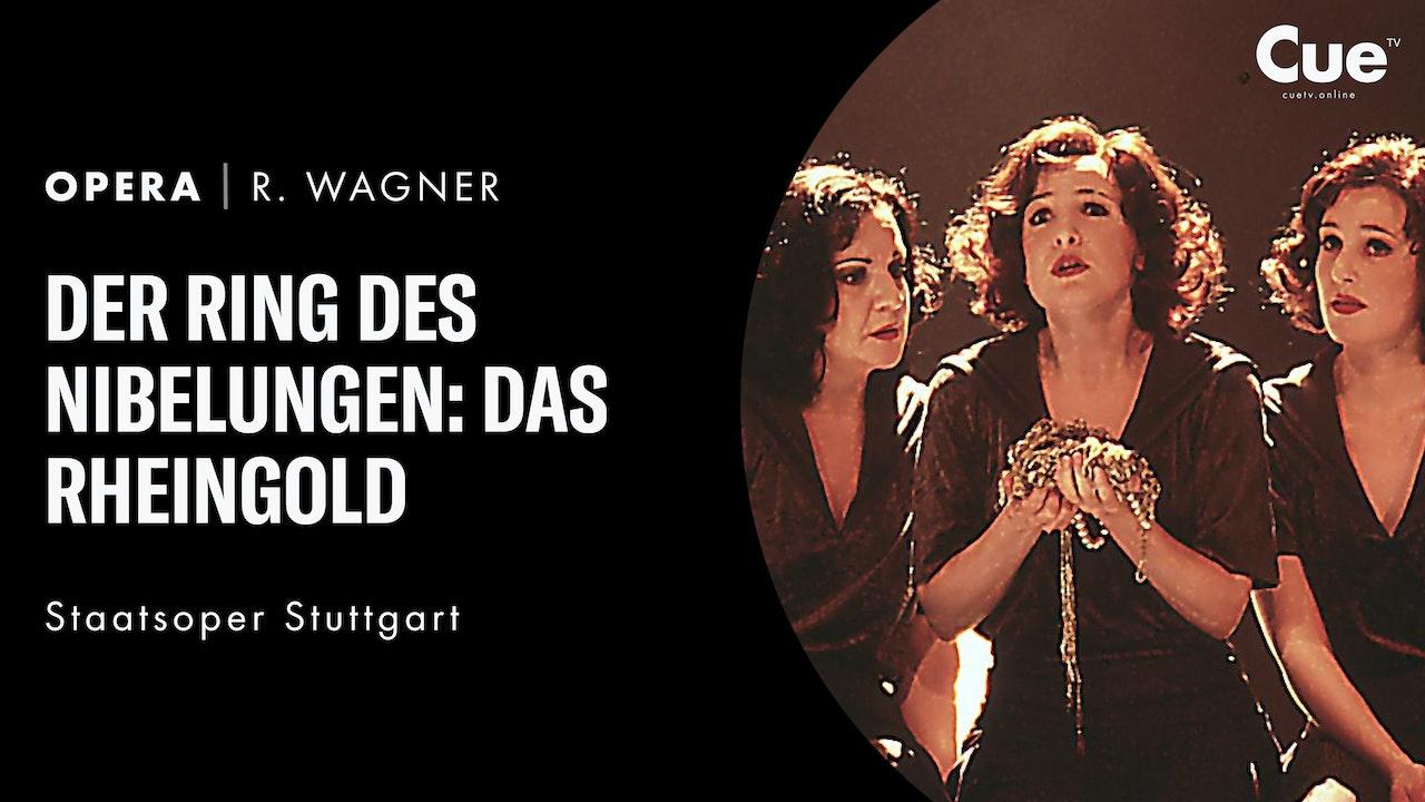 Der Ring des Nibelungen: Das Rheingold