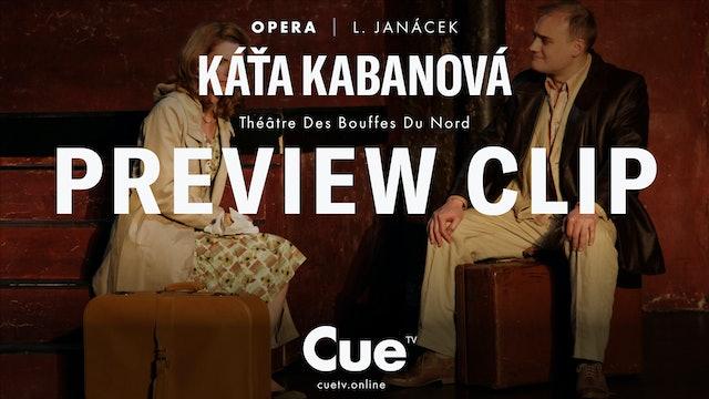 Leos Janacek: Katia Kabanova - Preview clip