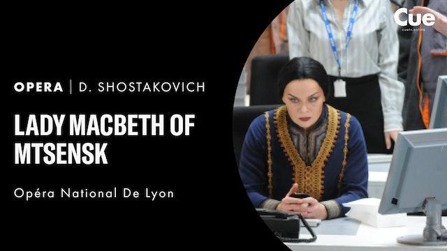 Lady Macbeth of Mtensk