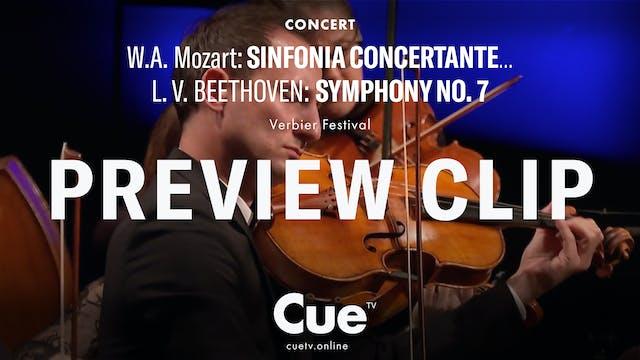 Sinfonia concertante; Symphony No. 31...