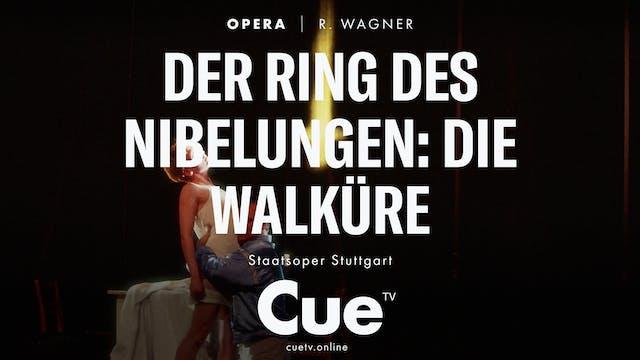 Der Ring des Nibelungen: Die Walküre