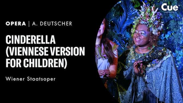 Cinderella (Viennese version for children)