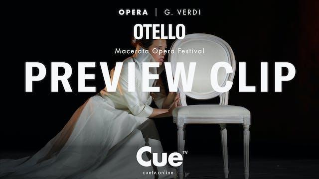 Otello - Preview clip