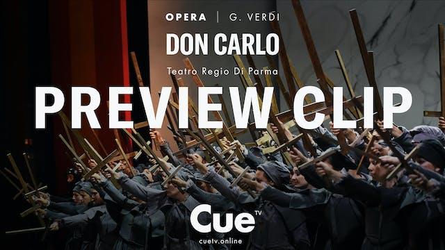 Don Carlo - Preview clip