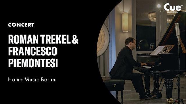 Transcriptions by Busoni and Kempff; Mahler: Sieben Lieder aus letzter Zeit