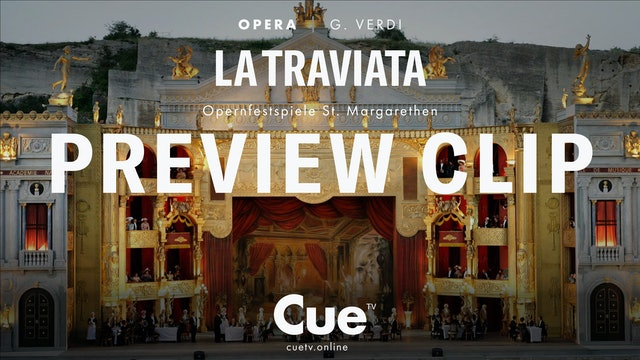 Giuseppe Verdi La Traviata - Trailer