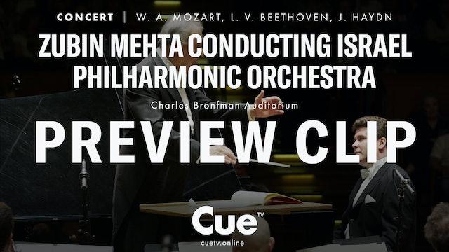 Zubin Mehta, Denis Matsuev & the Israel Philharmonic Orchestra - Preview clip