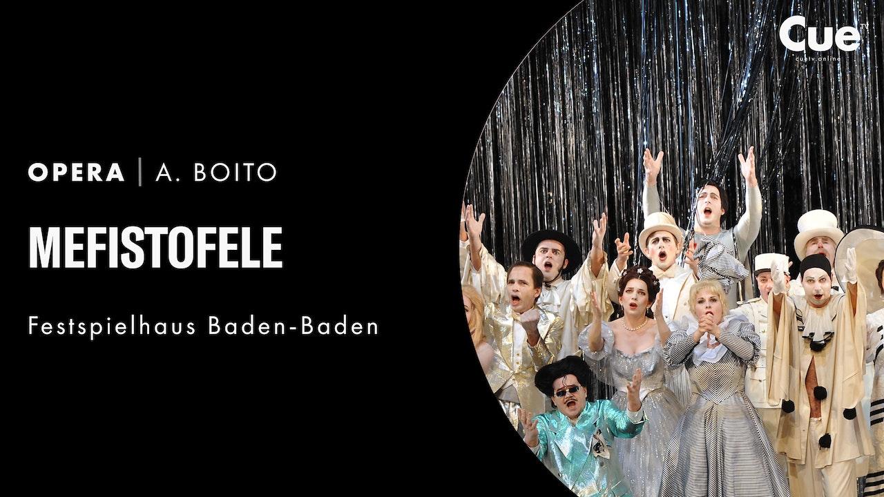 Baden-Baden: Boito: Mefistofele