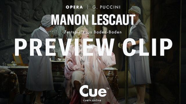Baden-Baden 2014: Puccini: Manon Lescaut - Trailer