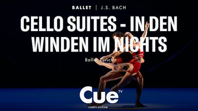 Cello Suites - In den Winden im Nichts