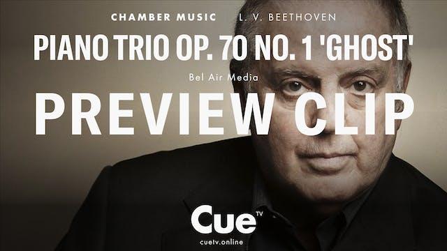 Piano Trio Op. 70 No. 1 'Ghost' - Pre...