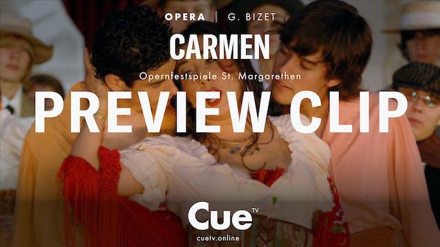Georges Bizet Carmen - Preview clip