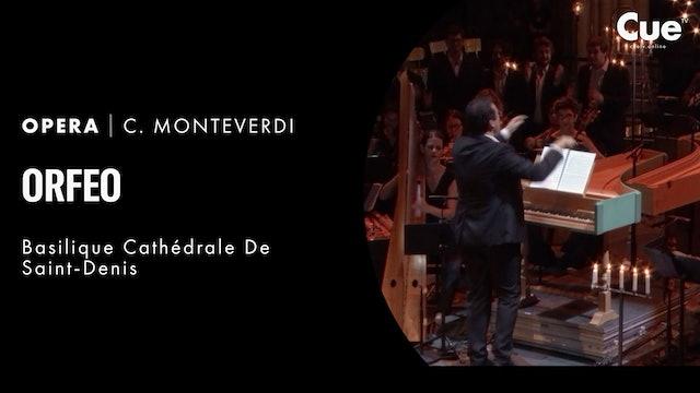 Claudio Monteverdi: Orfeo