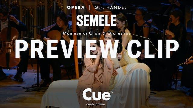 George Frideric Handel Semele - Trailer