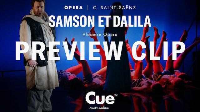 Camille Saint-Saëns: Samson et Dalila - Trailer