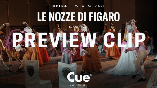 Teatro Real: Le Nozze di Figaro - Tra...