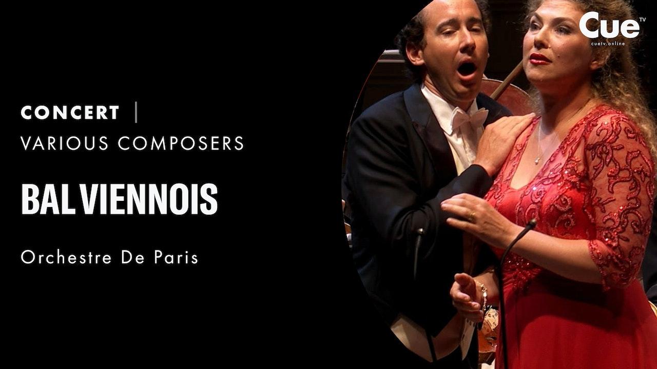 Orchestre de Paris Bal Viennois