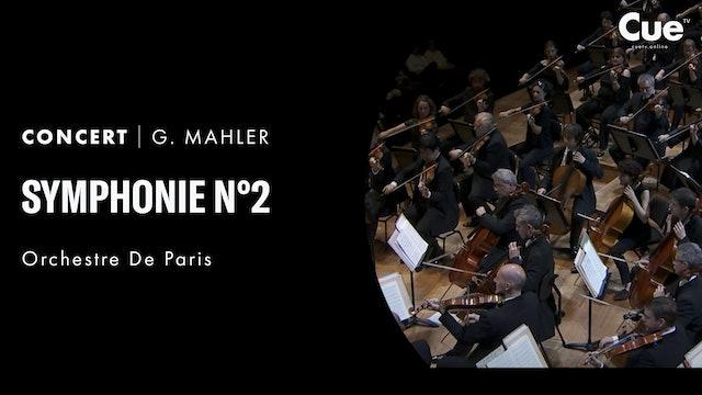 Orchestre de Paris Mahler II