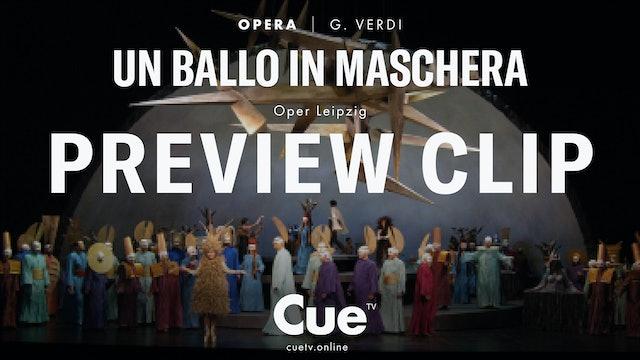 Giuseppe Verdi Un Ballo in Maschera - Preview clip