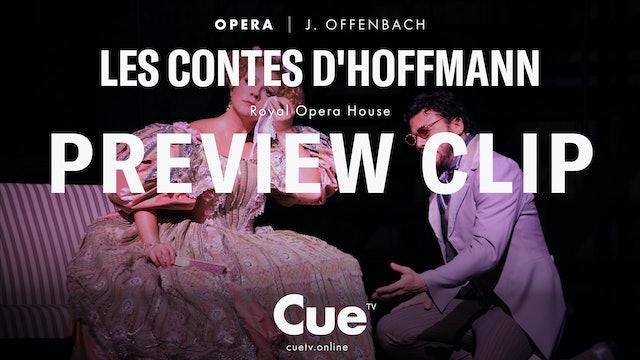 Les Contes D'Hoffmann - Preview clip