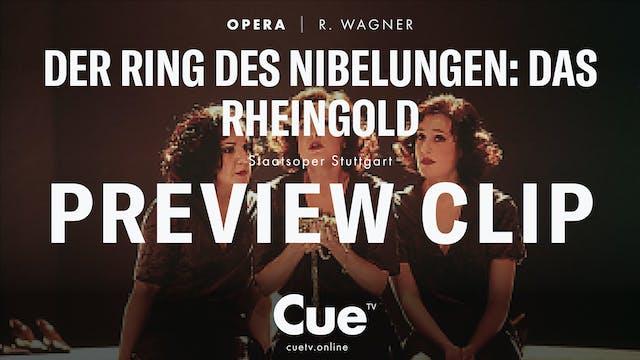 Der Ring des Nibelungen Das Rheingold...