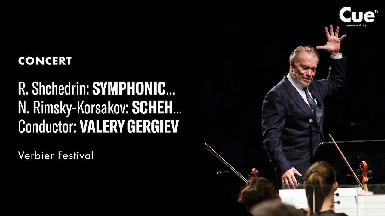 Symphonic Diptych; Rimsky-Korsakov: Sheherazade