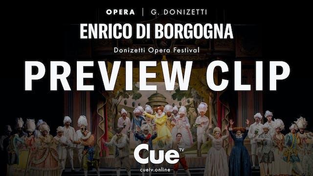 Enrico di Borgogna - Preview clip