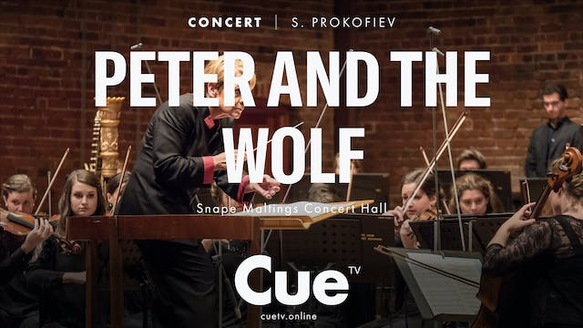Peter and the Wolf (Text adapted by M...