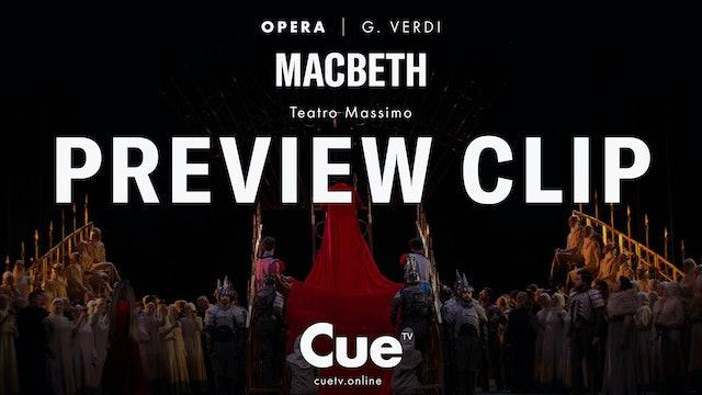 Macbeth - Preview clip