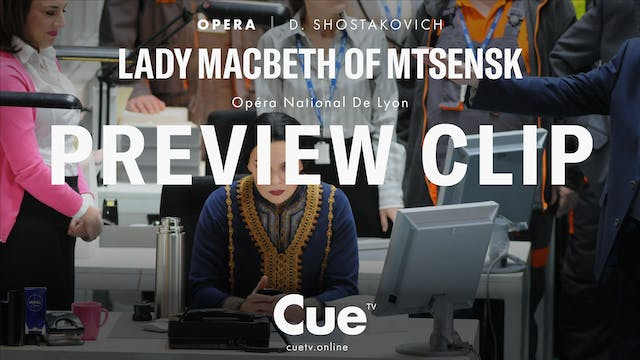 Lady Macbeth of Mtensk - Preview clip