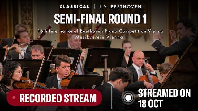 16th International Beethoven Piano Co...