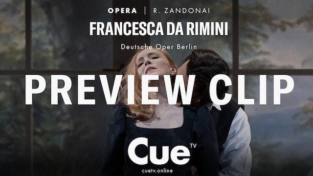 Francesca da Rimini - Preview clip