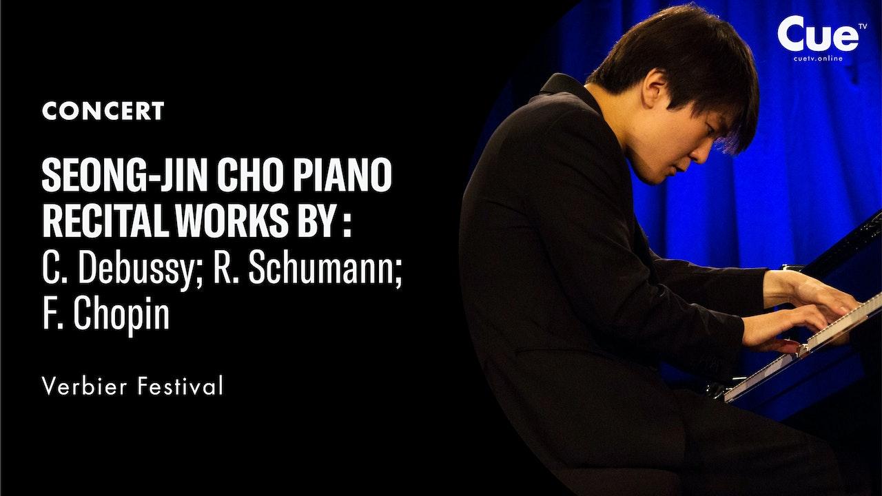 Seong-Jin - Works by Debussy; Schumann; Chopin